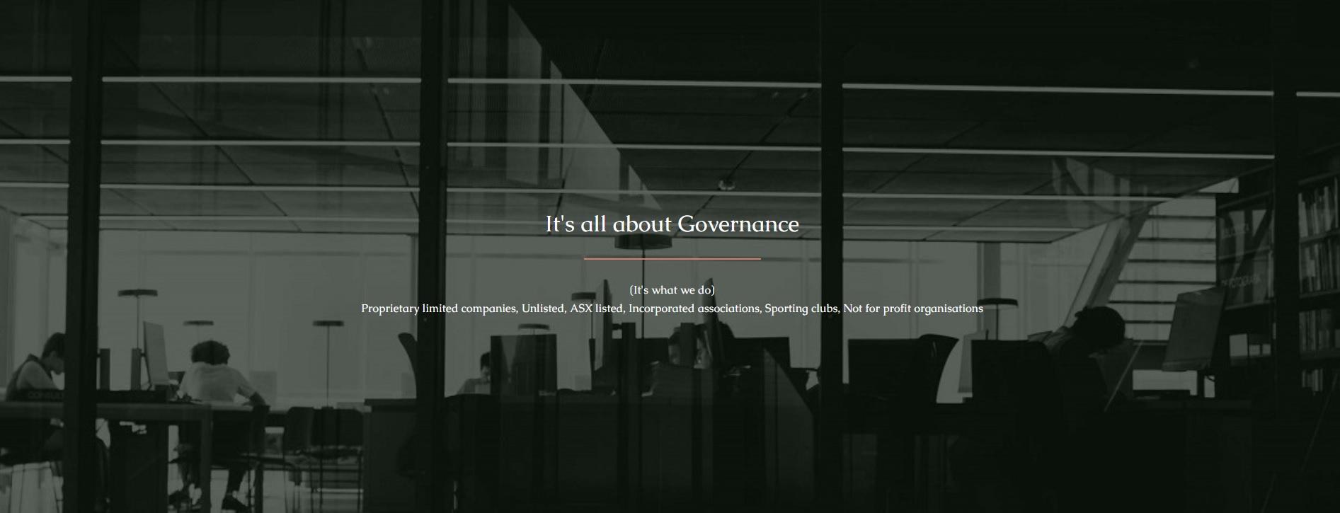 Fountain_Smith Governance Lawyers